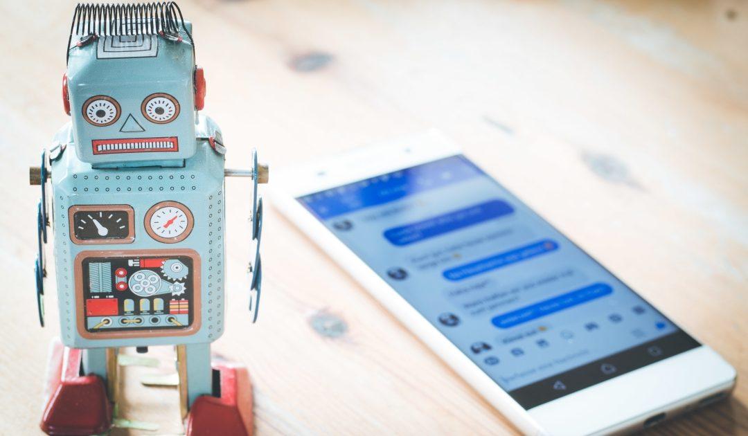 """Copywriting e chatbot: il volto """"umano"""" dell'azienda"""
